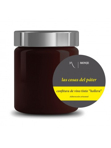Hollera Red Wine Jam