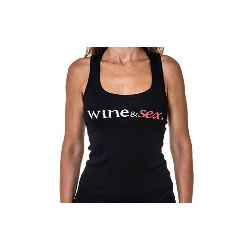 6292e37309f6a Wine Sex Gual - Camiseta nadadora - S