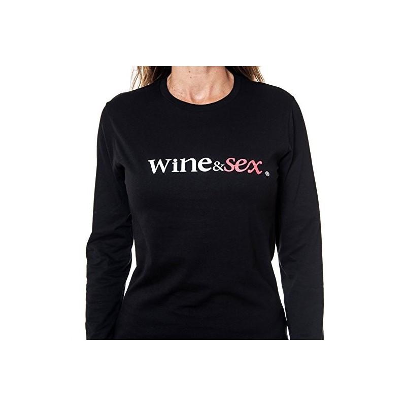 Wine&Sex Negramoll - Women's T-Shirt - M