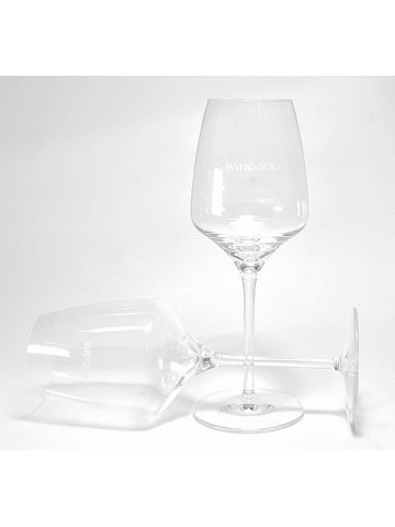 Wine&Sex Wine Glasses (Set of Two)