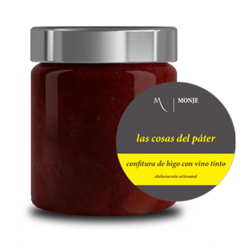 Fig & Red Wine Jam