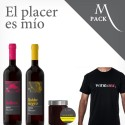 Monje Pack - ''The Pleasure is Mine""