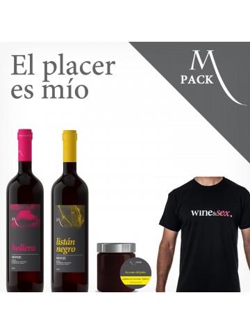 Pack Monje - 'El Placer es mío'