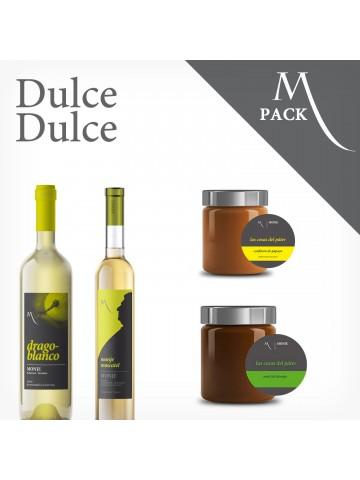 Pack Monje - 'Dulce dulce'