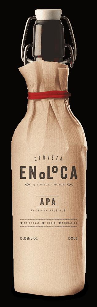 Cerveza Enoloca Apa Monje