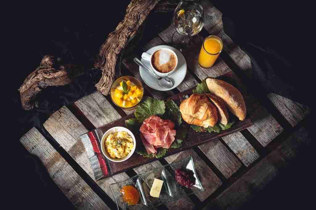 Desayuno Monje