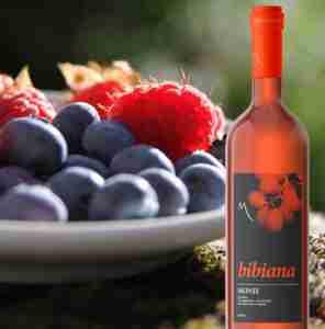 maridaje frutas y vino